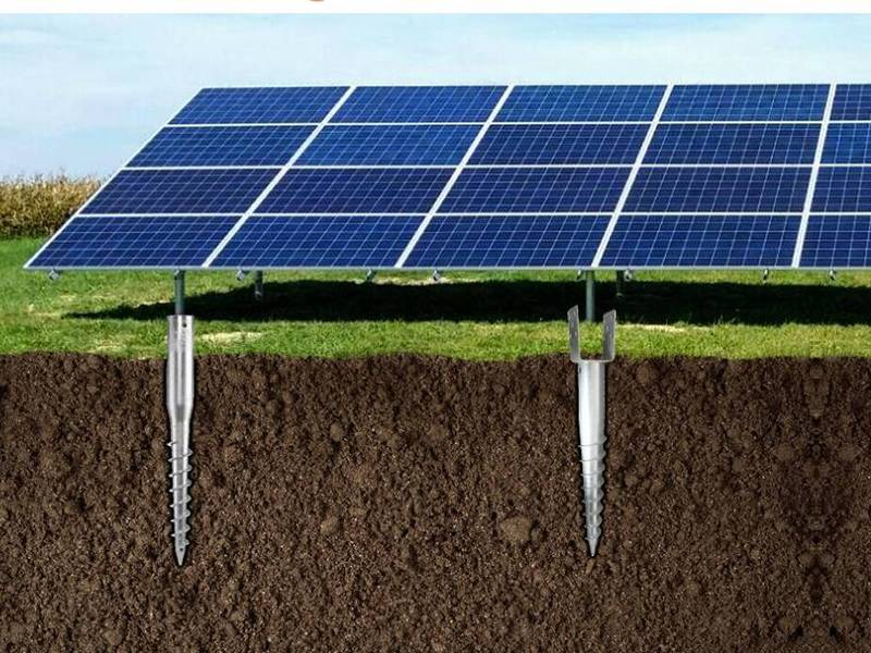 Ground Screw is Essential to Solar Power Industry